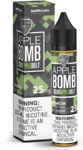 VGOD Saltnic Labs - Apple Bomb