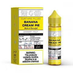 Basix Series - All Flavors Vape Ejuice 60ml E-liquid Banana Cream Pie