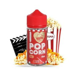 Mad Hatter - I love Popcorn Eliquid 100ml