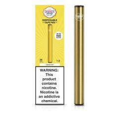Dinner Lady Lemon Tart Nicotine Disposable Pod 50mg 1pcs 400 puffs