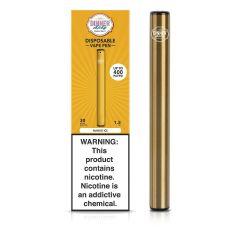 Dinner Lady Mango Ice Nicotine Disposable Pod 50mg 1pcs 400 puffs