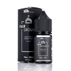 Fair Ground Salts - Deep Fried Cream Cake - 30ml