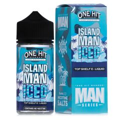 One Hit Wonder - Island Man ICED 100ml