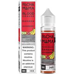 Pachamama - Blood Orange Banana Gooseberry 60ml
