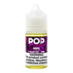 Pop Clouds the Salt Nicotine Salt E-Juice - 30ml - Grape