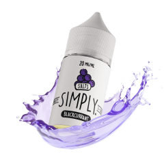 Simply Salts - Blackcurrant 30ml