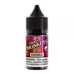 Twelve Monkeys Salt - Harambae