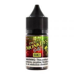 Twelve Monkeys Salt - Kanzi
