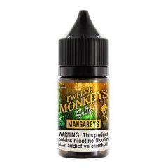 Twelve Monkeys Salt - Mangabeys