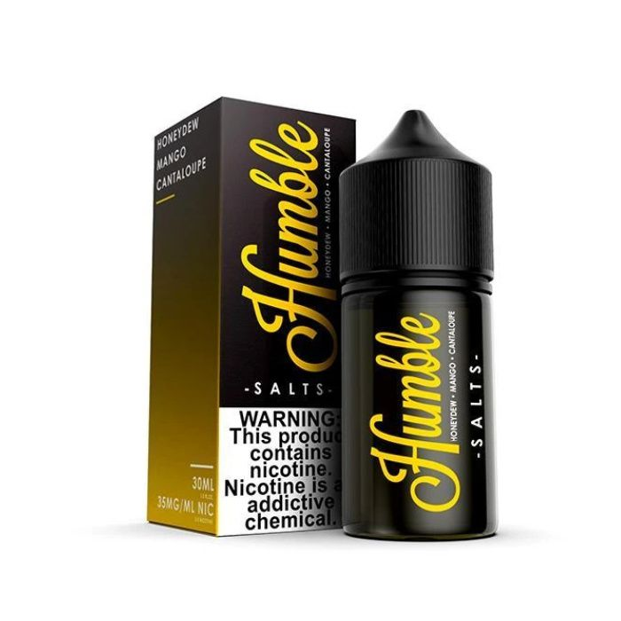 Humble OG Salts - Honeydew Mango Cantaloupe (aka Sweater Puppets) 30ml