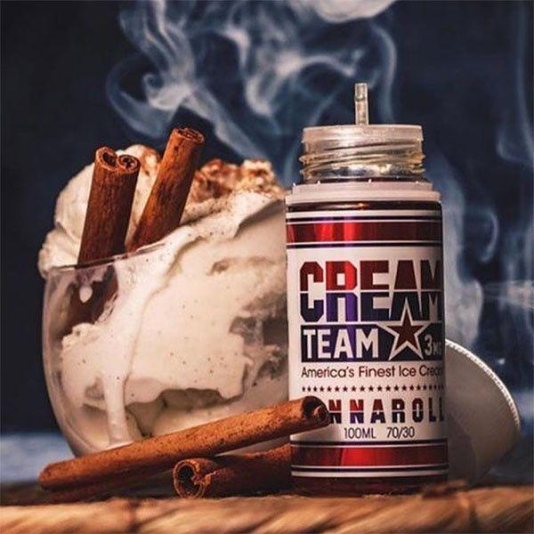 Cream Team - Cinnaroll