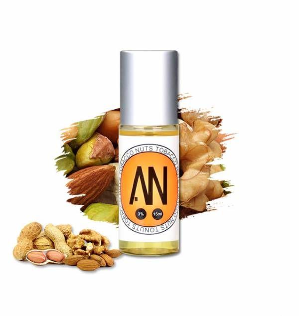 Hatman AN Salts - Nuts and Tobacco - 30ml-50MG
