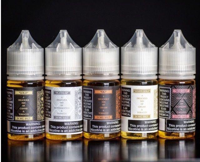 Watson OG Vanilla Infused Tobacco Salts 30ml