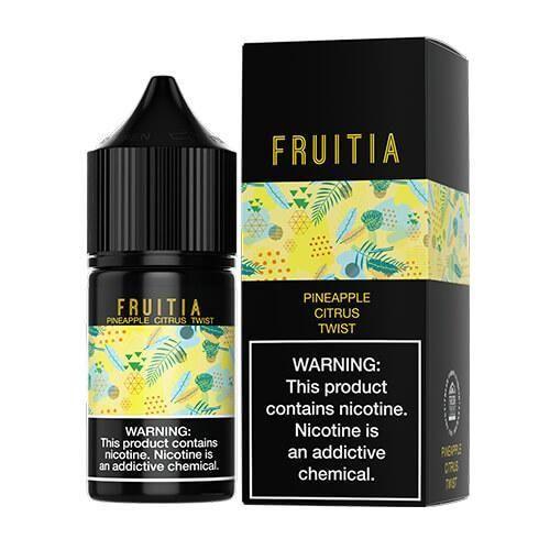 Fruitia Pineapple Citrus Twist Salts 30ml