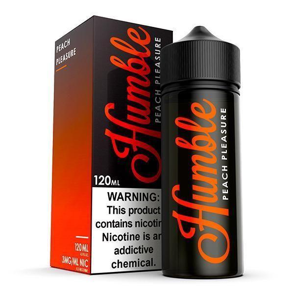 Humble E-Liquid - Peach Pleasure