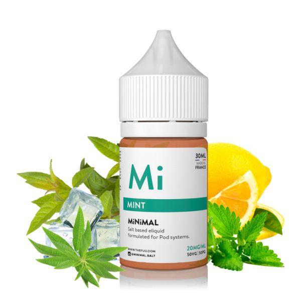 MiNiMAL - Mint Salts 30ml
