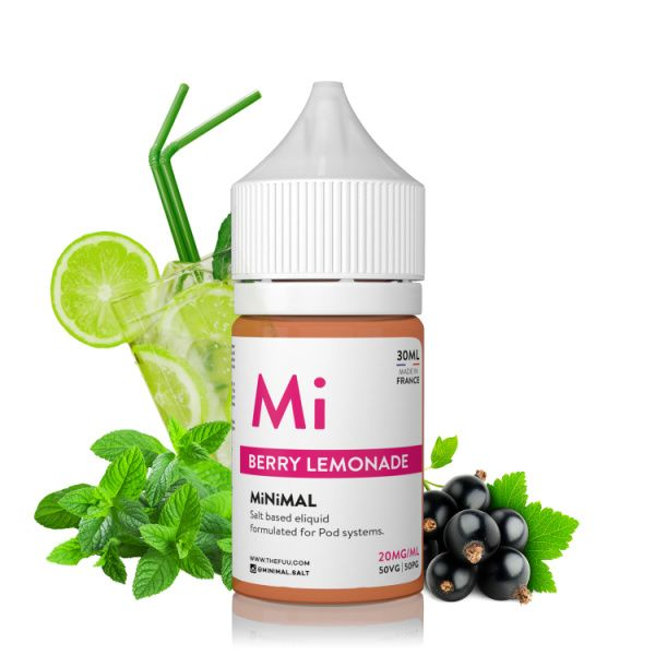 MiNiMAL - Berry Lemonade Salts 30ml