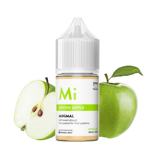MiNiMAL - Green Apple Salts 30ml