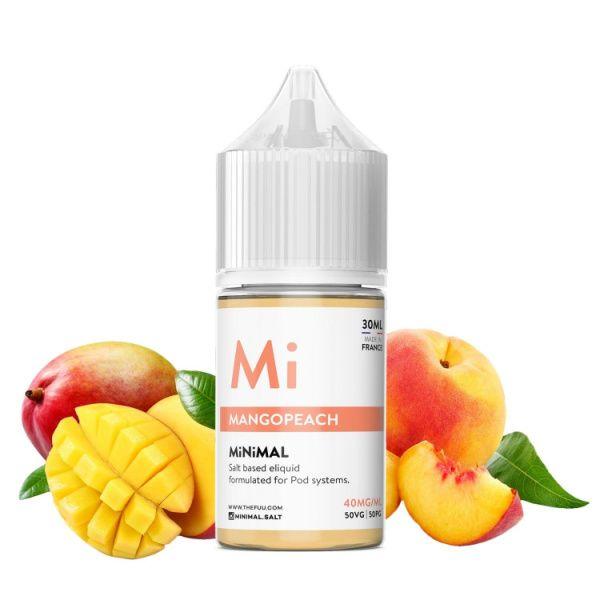 MiNiMal Mango peach Salts 30ml