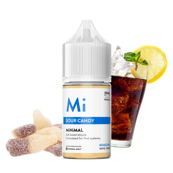 MiNiMAL - Sour Candy Salts 30ml