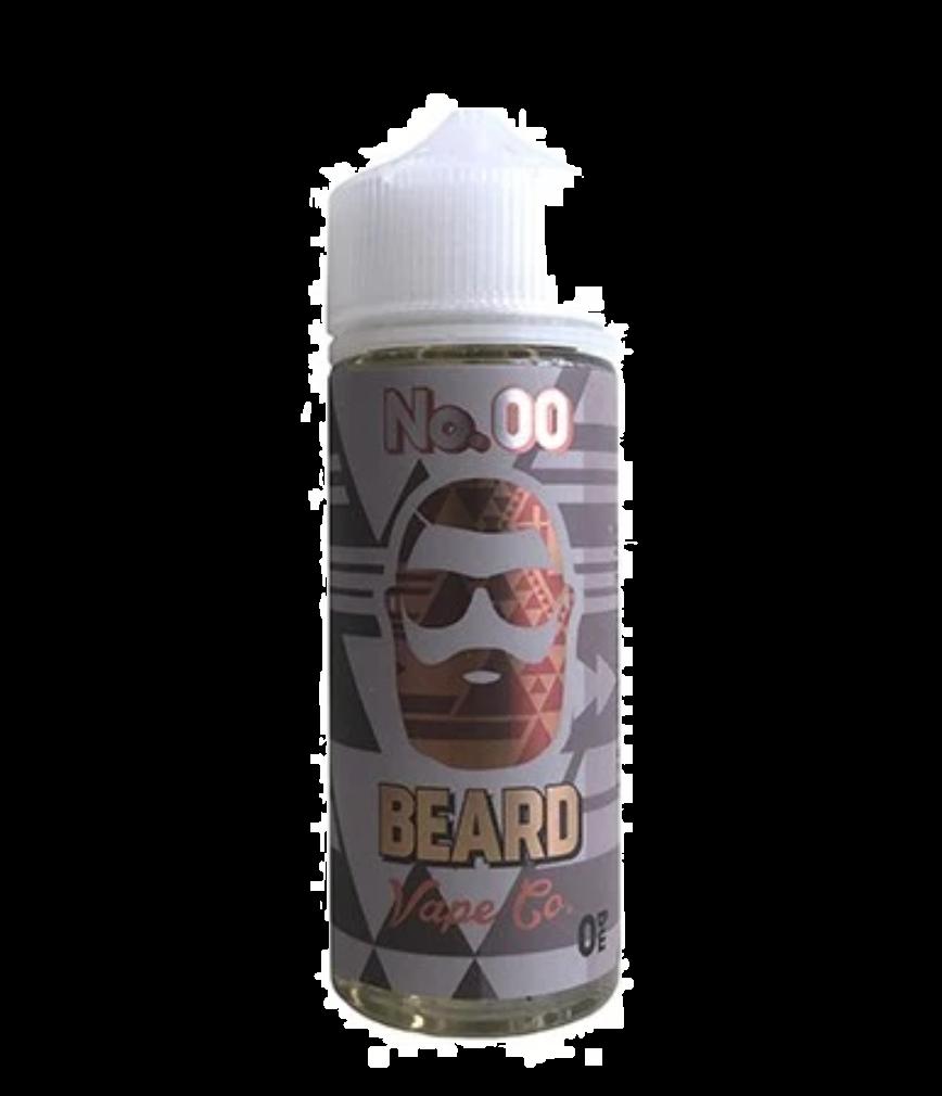 Beard Vape Co. | No.00 | Nicotine Eliquid 100ml