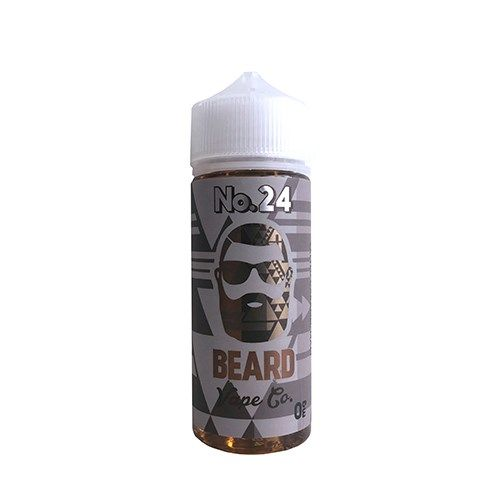Beard Vape Co. 100ml | No.24 |Nicotine Eliquid 100ml