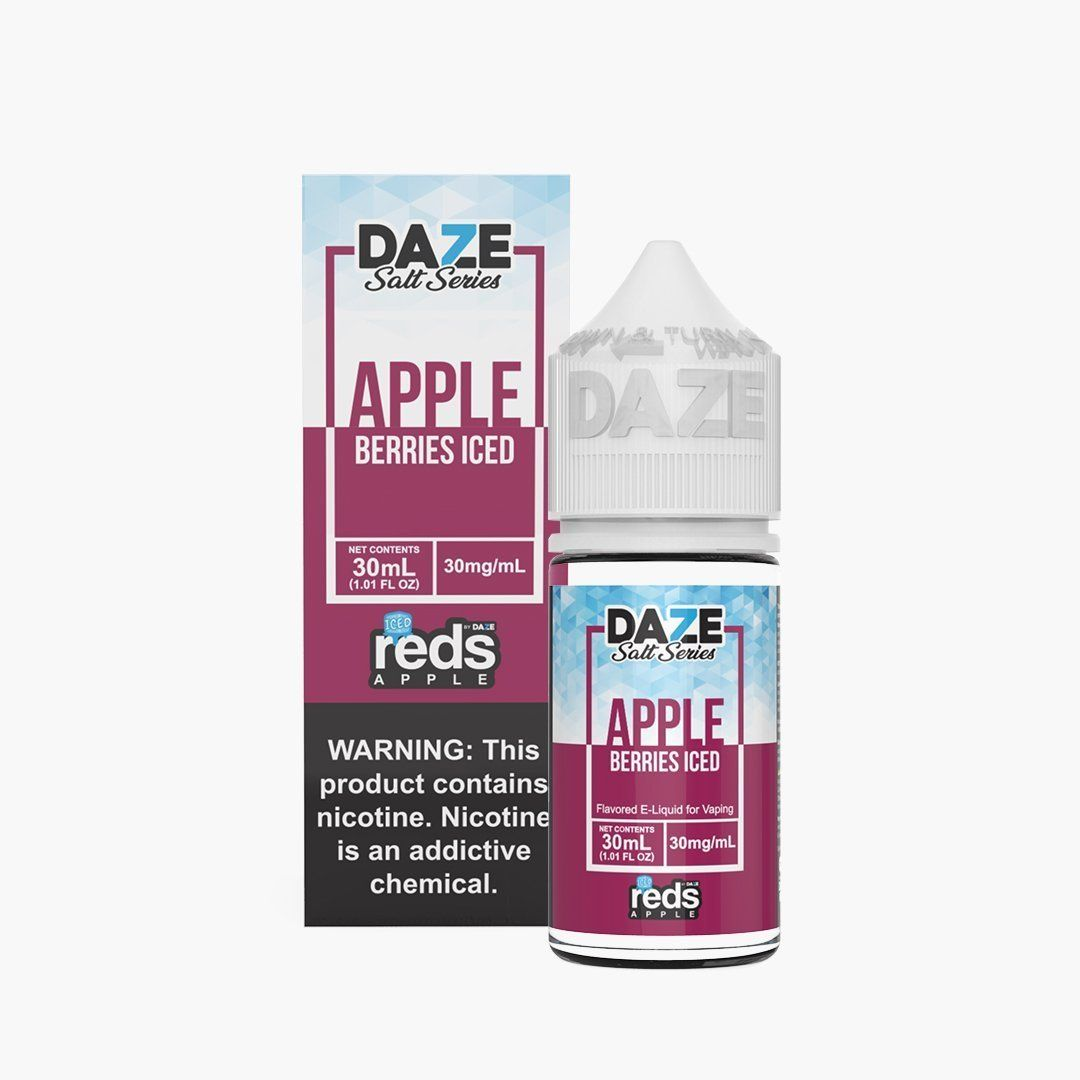 Reds Apple Salts - Reds Berries ICED