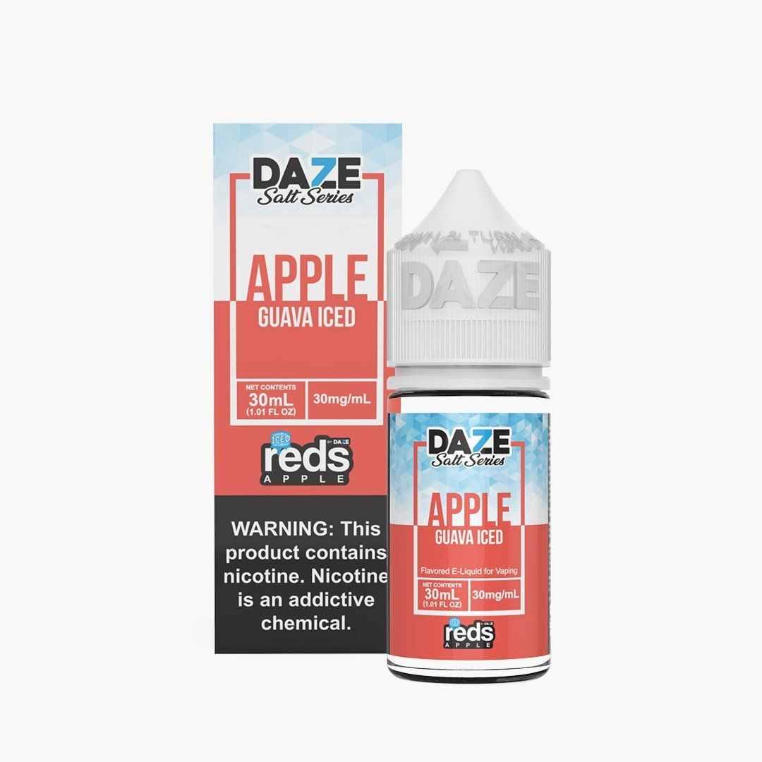 Reds Apple Salts - Reds Guava ICED