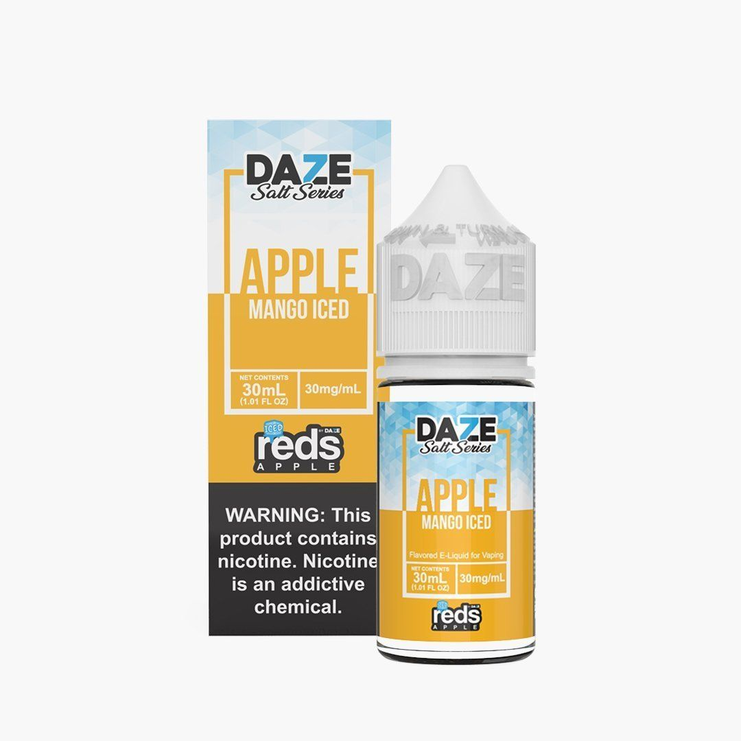 Reds Apple Salts - Reds Mango ICED 30ml