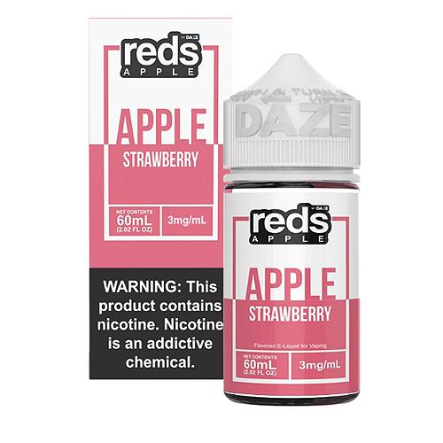 Reds Apple - Strawberry Apple 60ml