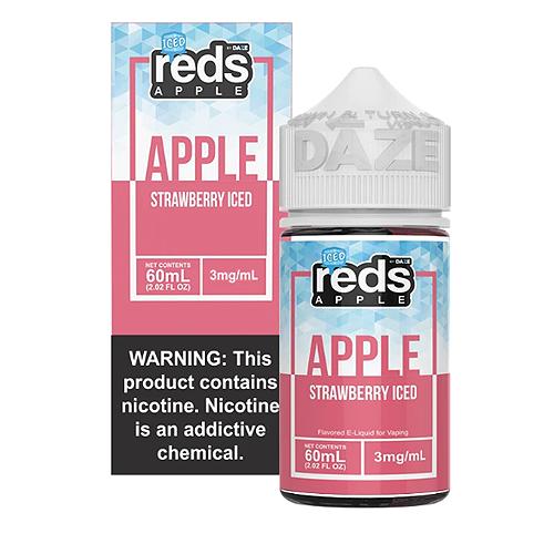 Reds Apple - Iced Strawberry 60ml